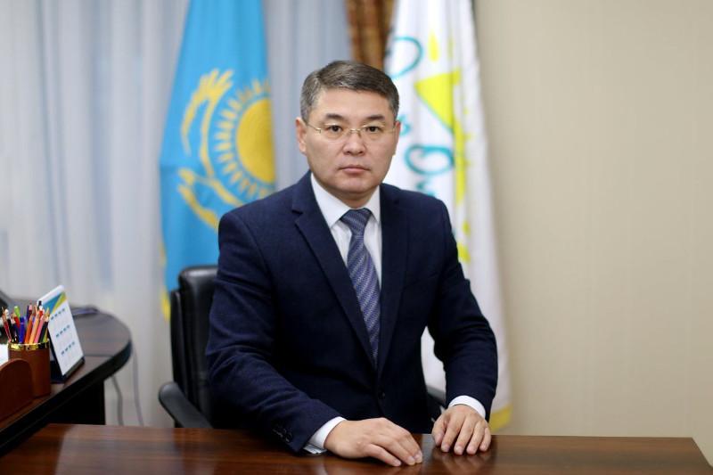Каныбек Жумашев назначен заместителем председателя Комитета информации МИОР РК