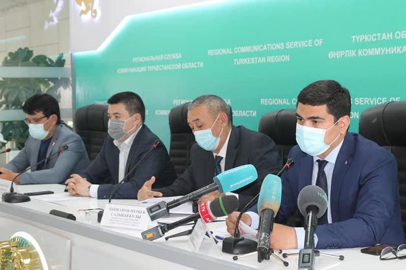 Каким объектам бизнеса продлили время работы в Туркестанской области