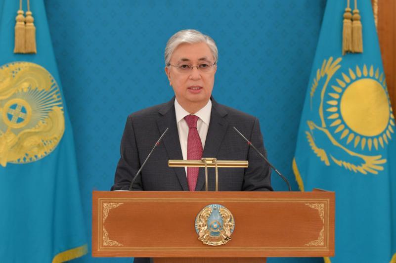 Полный текст выступления Главы государства на церемонии вручения государственных наград