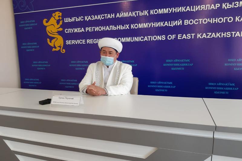 Кадыр туни: восточноказахстанцев призвали воздержаться от посещения мечетей