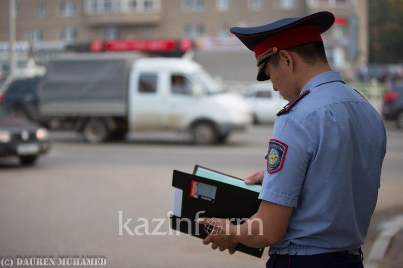 В Павлодарской области за сутки жители совершили 218 нарушений на дорогах