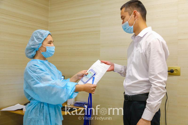 Как относятся казахстанцы к вакцинации – результаты соцопроса