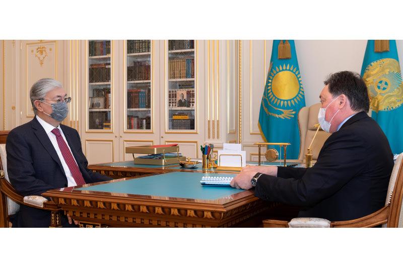 Глава государства поручил Правительству оказать гуманитарную помощь Индии