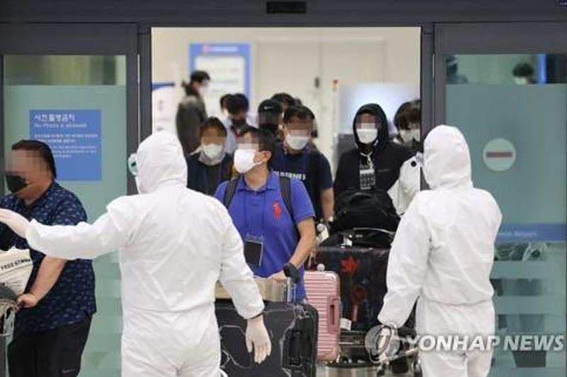 New cases stay in 500s for 2ndday amid woes over variants in S. Korea