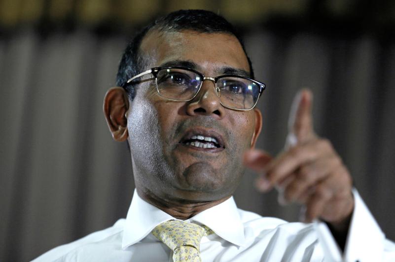 Мальдивтегі жарылыс: Экс-президент жараланды