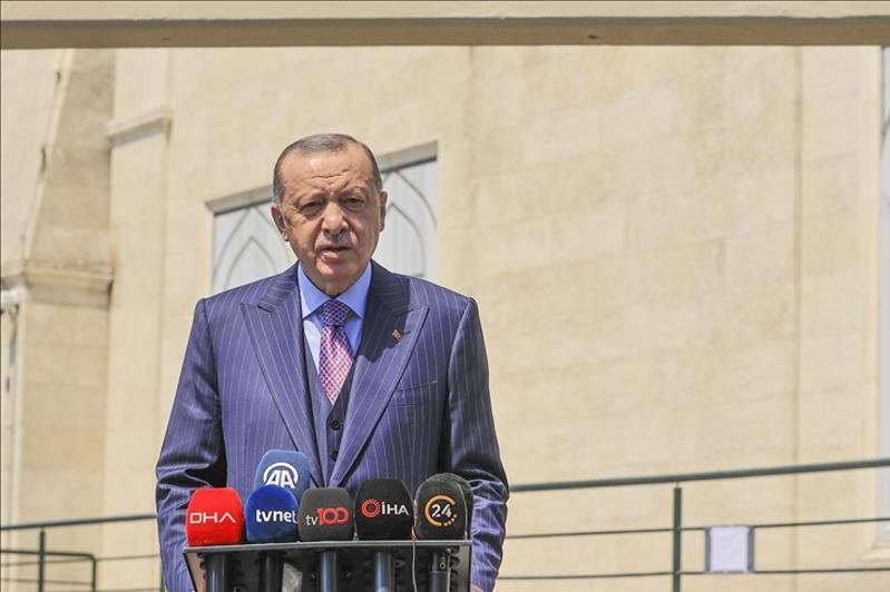 Эрдоган: Вакцина от COVID-19 турецкой разработки будет готова к осени