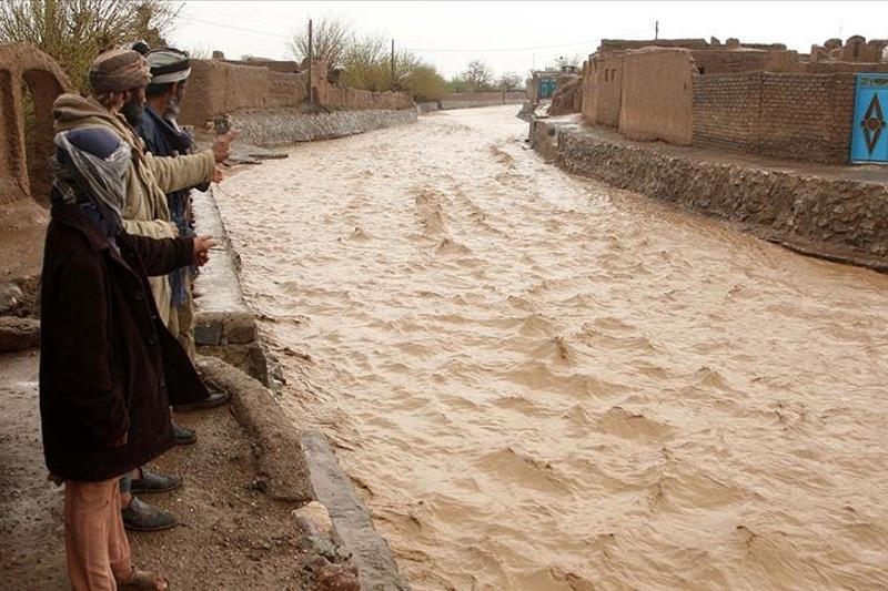 Ауғанстандағы су тасқыны: 78 адам қаза тауып, 32 адам із-түссіз жоғалған