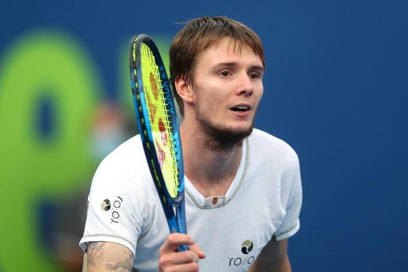 Теннис: Александр Бубликтің Рим мастерс турниріндегіқарсыласы белгілі болды
