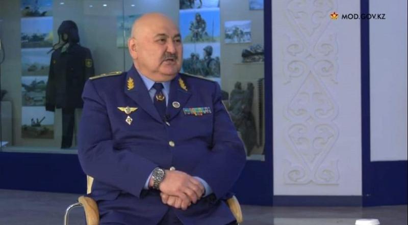 Алсай Джуманов: Армия Казахстана способна обеспечить суверенитет и безопасность