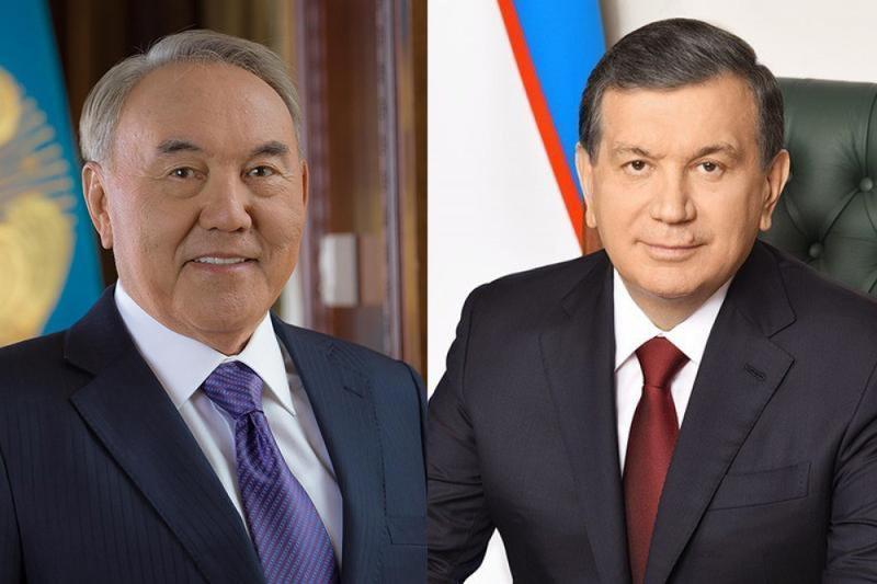 首任总统同乌兹别克斯坦总统通电话