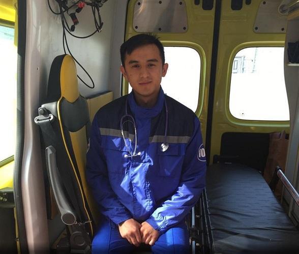 Молодой фельдшер принял роды в машине скорой помощи в СКО
