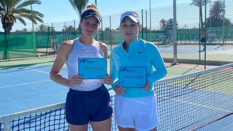 Казахстанские теннисистки порадовали яркими победами на турнирах в Египте и Тунисе