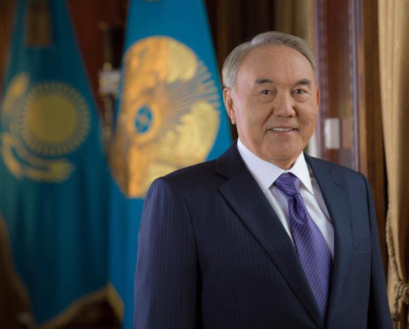 ەلباسى قازاقستان حالقىن جەڭىس كۇنى مەرەكەسىمەن قۇتتىقتادى