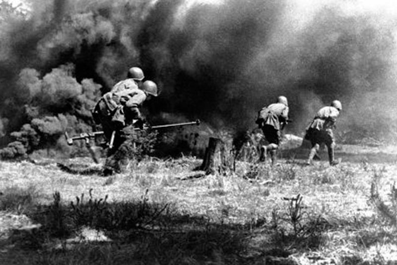 Герои прошлых лет: подвиги казахстанцев отважно воевавших на фронте