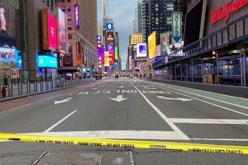Нью-Йорктегі Таймс-сквер алаңында атыс болды