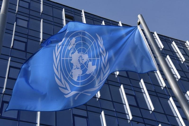 UN remembers the dead of WWII