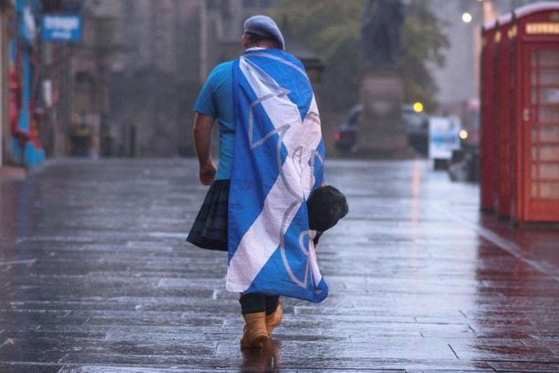 Выборы в Шотландии выиграли партии, выступающие за отделение от Великобритании