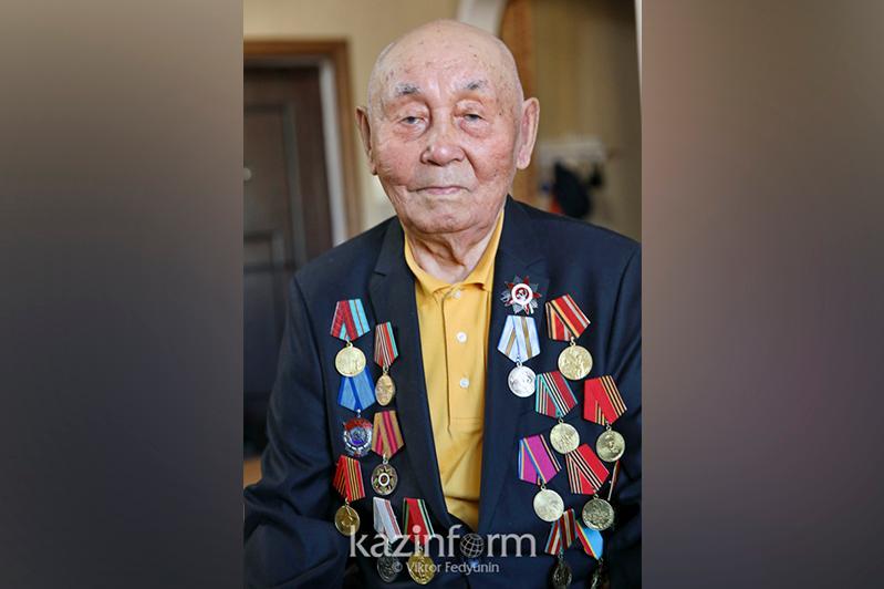 Я не знал, что такое страх - ветеран войны Жунисбек Каримов