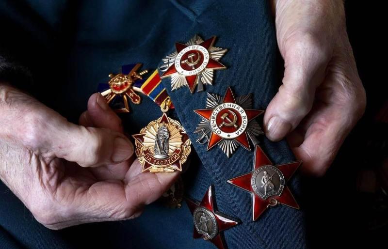 По миллиону тенге получили ветераны ВОВ в Жамбылской области