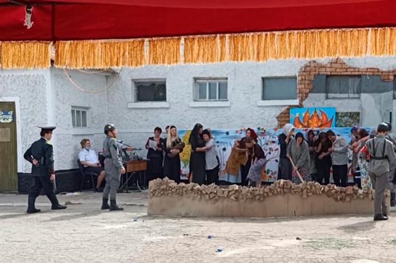 Алматы облысындағы бас бостандығынан айыру орындарында отырғандар Жеңіс күнін атап өтті