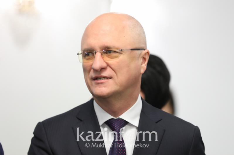 Планы по строительству Уральской плотины прокомментировал Роман Скляр