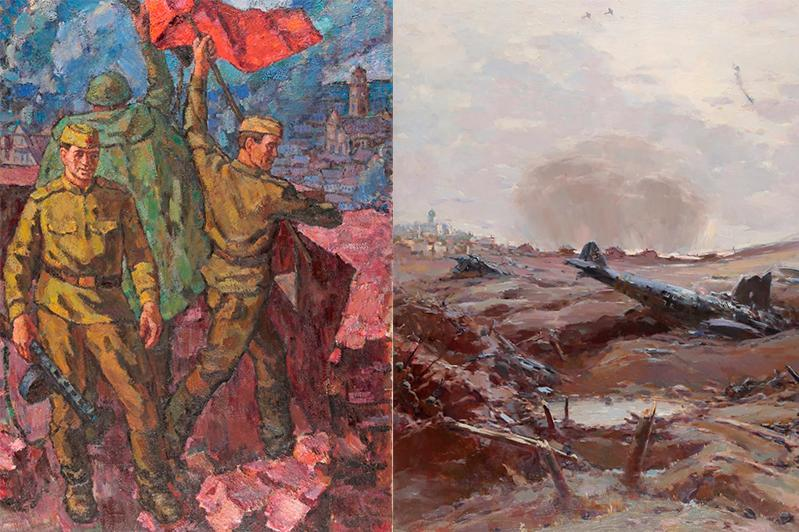 Almatyda Jeńistiń 76 jyldyǵyna arnalǵan vırtýaldy kórme ashyldy
