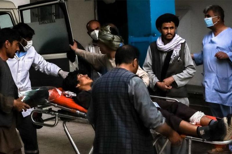 Qabýl mektebindegi jarylystar: qaza tapqandar sany 85-ke jetti