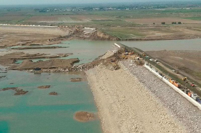 Прорыв дамбы Сардобинского водохранилища: 17 человек осудили в Узбекистане