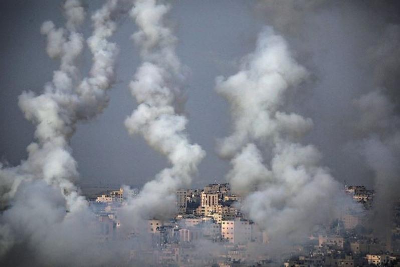 Обострение в Иерусалиме: Израиль и Палестина обменялись ракетными ударами