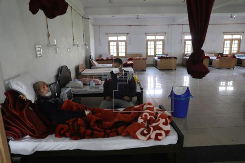 Potentially fatal fungal infection hits Covid-19 patients in India