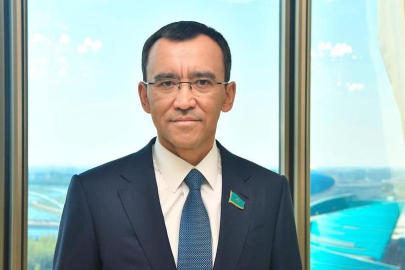 Kazakh Senate Chairman beats COVID-19
