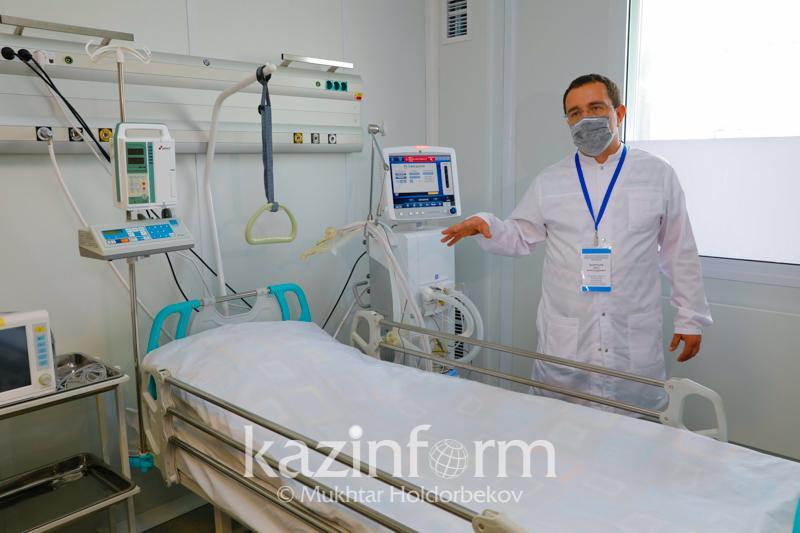 2022 жылдан бастап стационарлық медициналық көмек көлемін бөлу автоматтандырылады