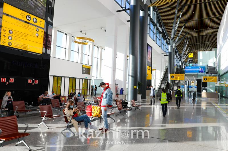 Nur-Sultan airport to pilot Ashyq project from May 12