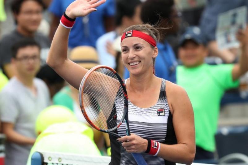 Теннис: Ярослава Шведова Рим турнирінің екінші айналымына шықты