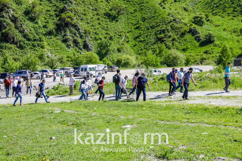 Almaty oblysynda ekotýrızm erekshe baǵytta damytylmaq