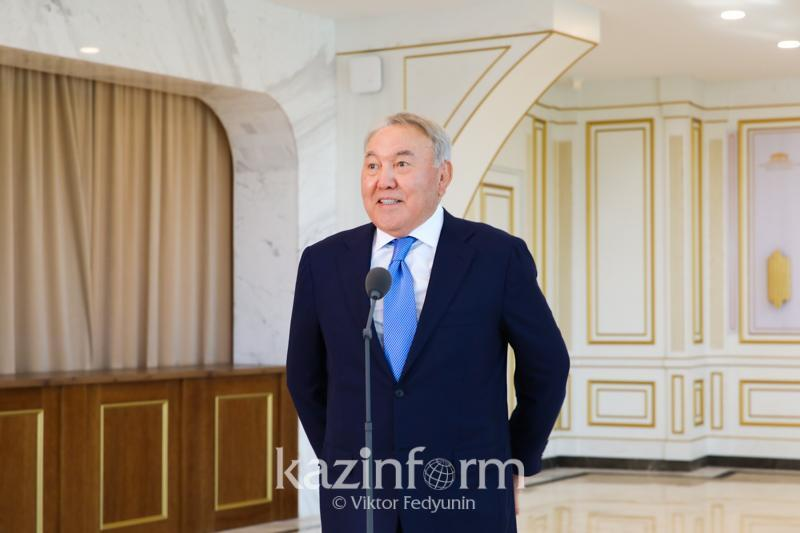 首任总统为突厥斯坦新建歌剧院落成揭幕