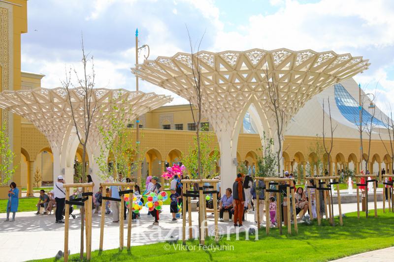 О планах по развитию туризма в Казахстане рассказал Нурсултан Назарбаев