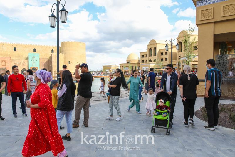 Елбасы предрек рост населения Туркестана быстрее запланированного