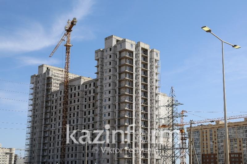 На 12% увеличилось строительство жилья в Карагандинской области