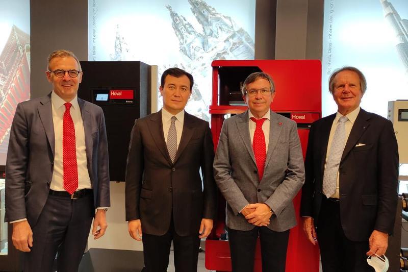 Перспективы двустороннего сотрудничества между Казахстаном и Лихтенштейном обсудили в Вадуце