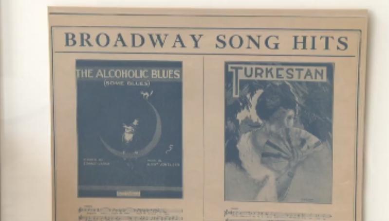 百年前风靡百老汇的歌曲《突厥斯坦》唱片重现