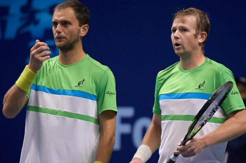 3 Kazakhstani tennis players advance to Zagreb Open men's doubles quarterfinal