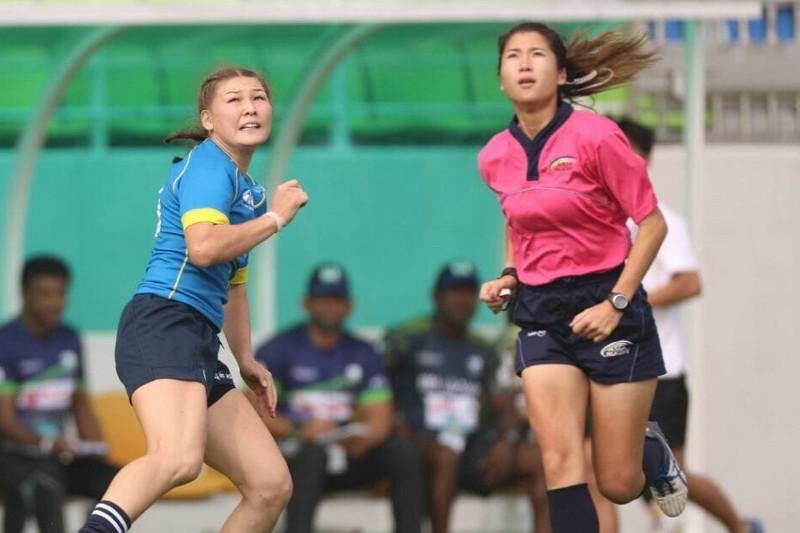 Женская команда Казахстана по регби узнала соперников по группе в отборе на Олимпиаду