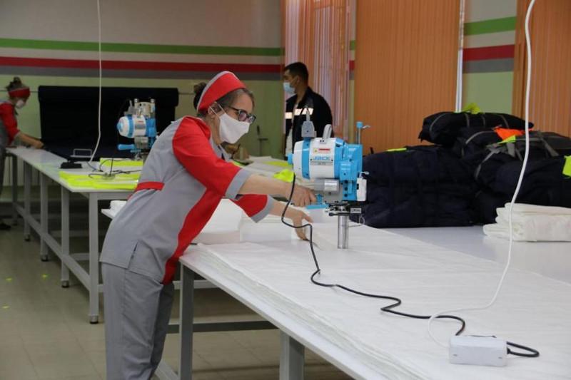 Более 250 человек трудоустроят на карагандинской швейной фабрике