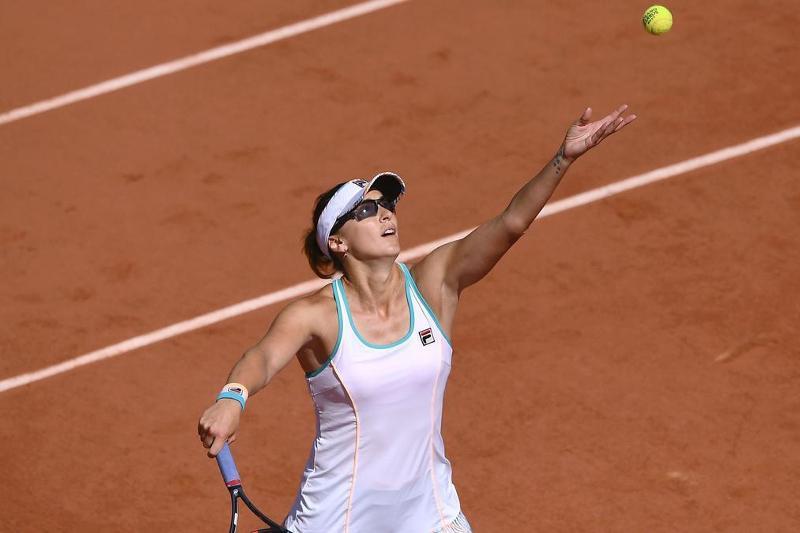Kazakhstani Shvedova loses to world number one at Italian Open