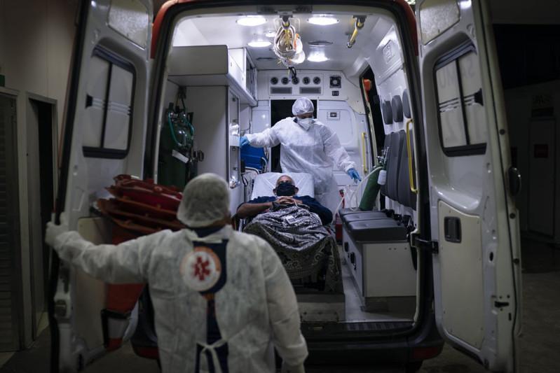 巴西已检出110种变异冠病病毒毒株