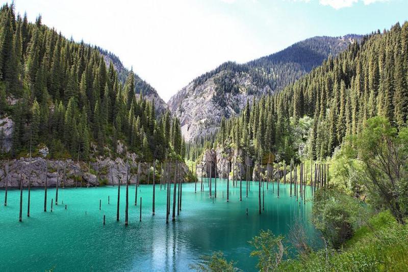 Как будут развивать экотуризм на Кольсайских озерах