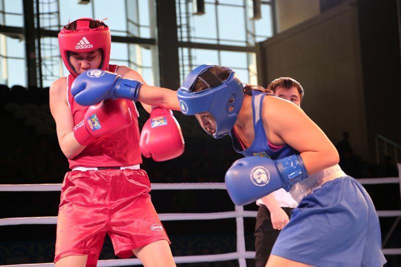 哈萨克斯坦女子国家拳击队将参加亚锦赛