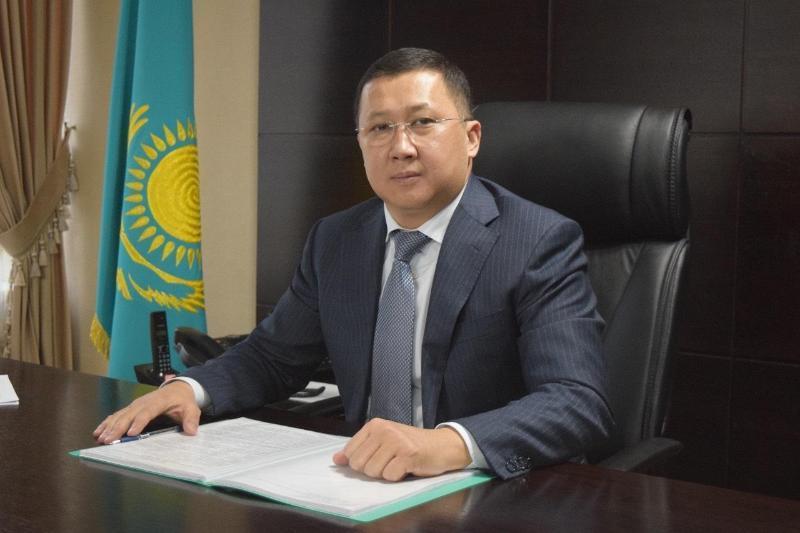 阿里·阿勒腾巴耶夫出任国家收入委员会主席