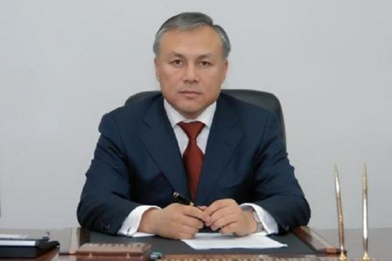 Канат Баедилов освобожден от должности вице-министра финансов